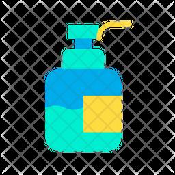Soap Liquid Icon