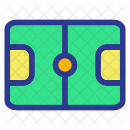 Soccer field Icon