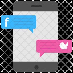 Social Alerts Icon