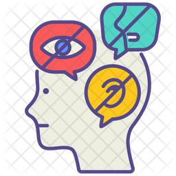 Social Anxiety Icon