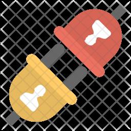 Social Connection Logo Icon