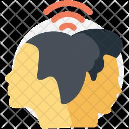 Social Interaction Logo Icon