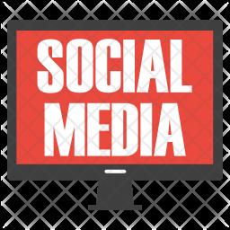 Social media campaign Icon