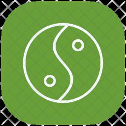 Social, Media, Logo, Graph Icon