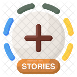 Social Media Stories Icon