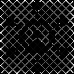 Social Network Logo Icon