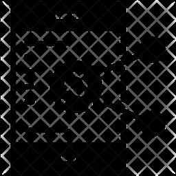 Social Share Glyph Icon