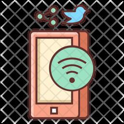 Social Signal Icon