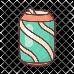 Soda can Icon