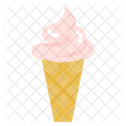 Soft Serve Icon Of Flat Style Available In Svg Png Eps Ai Icon Fonts