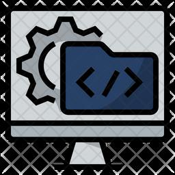 Software Development Icon