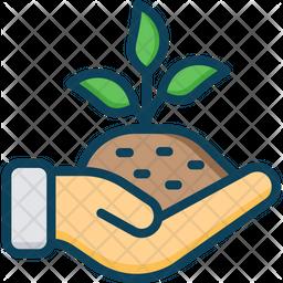 Soil Restoration Icon