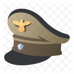 Solder Cap Flat Icon