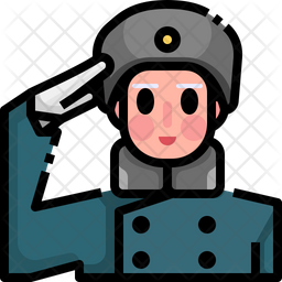 Soldier Icon