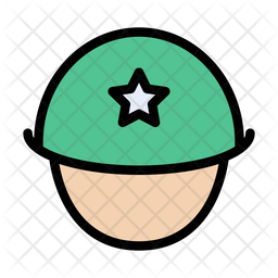 Soldier Face Icon