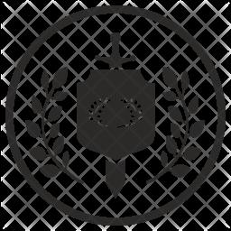 Soldier shield Icon