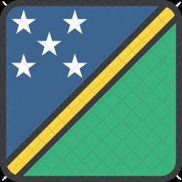 Solomon Flag Icon