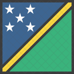 Solomon Flag Icon