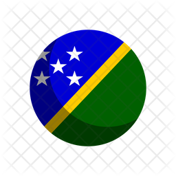 Solomon Islands Flag Icon