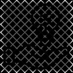 Solution Provider Line Icon