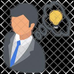 Solution Thinking Icon