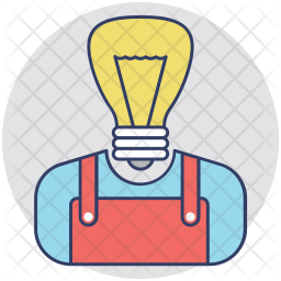 Solutions Colored Outline Icon