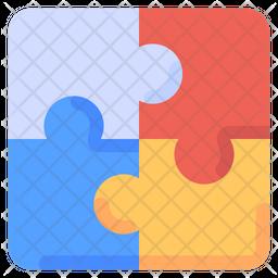 Solve Puzzle Icon