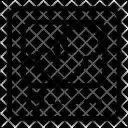 Sonogram Icon