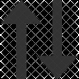 Sort Glyph Icon