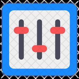 Sound Adjuster Icon