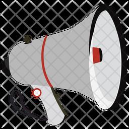 Sound amplifier Icon