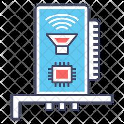 Sound Card Icon