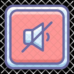 Sound off Icon