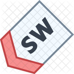 South west direction Icon