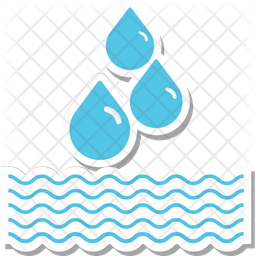 Spa Water Icon