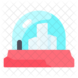 Space Dome Icon