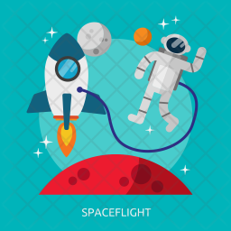 Spaceflight Icon