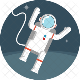 Spaceman, Astronaut, Cosmonautspace, Travel, Research, Suit Icon