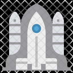 Spachship Icon