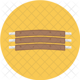 Spare, Ribs, Food, Breakfast, Cooking Icon