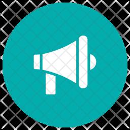Speaker Glyph Icon