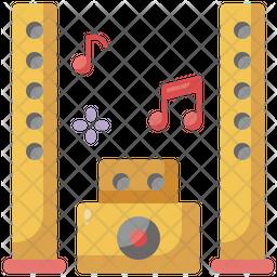 Speaker Music System Icon