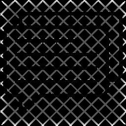 Speech Bubble Line Icon