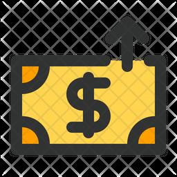 Spending money Icon