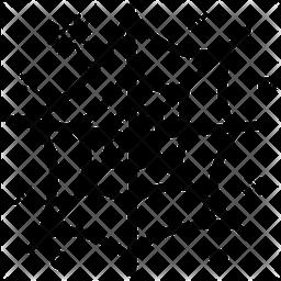 Spider Net Icon