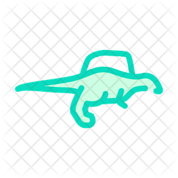 Spinosaurus Icon