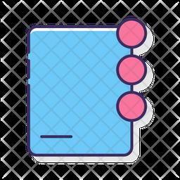 Spiral Book Icon