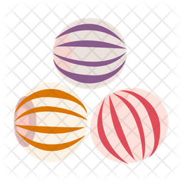 Spiral Candy Icon