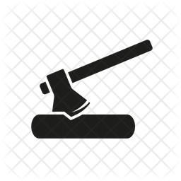 Splitting Axe Icon