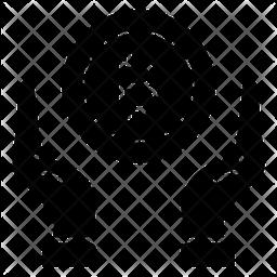 Sponsor Glyph Icon
